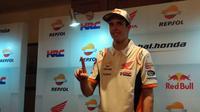 Alex Marquez di Jakarta (Amal/Liputan6.com)
