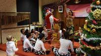 KBRI Praha mengadakan kegiatan Natal dan Galungan bersama pada 17 Desember 2016