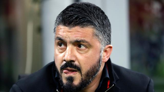Ekspresi Gattuso vs Wenger Saat AC Milan Ditekuk Arsenal