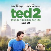 Poster film Ted 2. Foto: via screenrant
