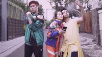 Sheryl Sheinafia, Vidi Aldiano, dan Jevin Julian (Foto: Instagram/sherylsheinafia)