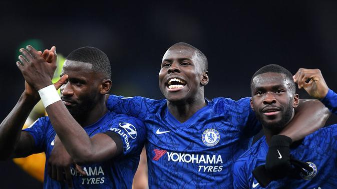 Mourinho Rayu Zouma Untuk Tinggalkan Chelsea