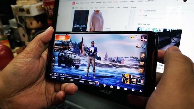 PUBG Mobile bakal kehadiran zombie mode di update terbarunya, kapan? (Liputan6.com/ Yuslianson)