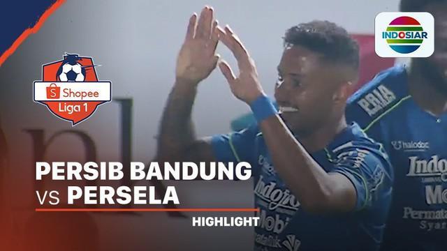 Berita video momen gol mengesankan striker asing Persib Bandung, Wander Luiz, ke gawang Persela Lamongan pada pekan pertama Shopee Liga 1 2020 di Stadion SI Jalak Harupat, Minggu (1/3/2020).