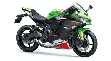 Kawasaki Hadirkan Ninja ZX-25R 2022 (Ist)