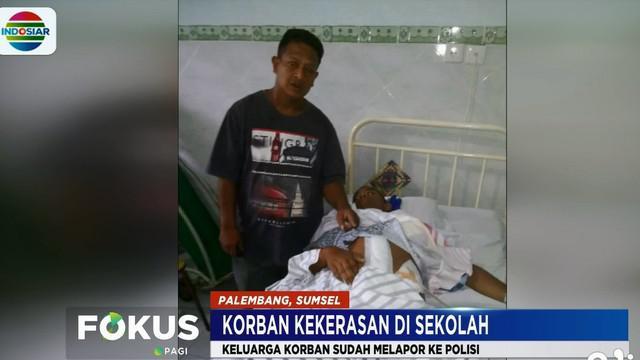 Pihak rumah sakit menyatakan belum mengetahui persis apa penyebab siswa tersebut tidak sadarkan diri karena masih menunggu diagnosis dari tim dokter.