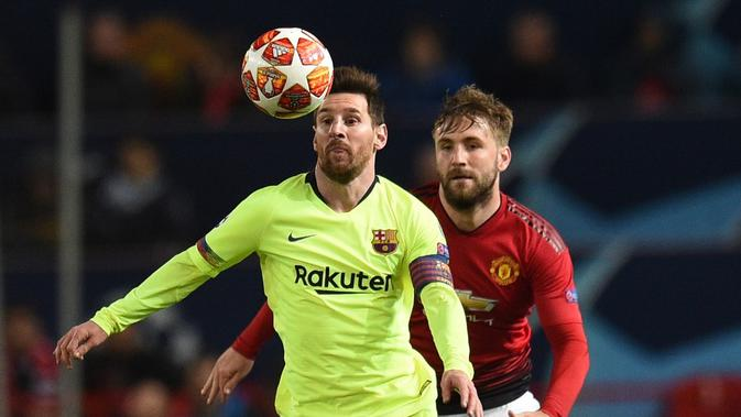Jadwal Siaran Langsung Liga Champions di RCTI: Barcelona Vs Manchester United - Dunia Bola.com