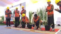 Otoritas Jasa Keuangan pada Sabtu ini memulai proses pembangunan Gedung Kantor OJK Daerah Istimewa Yogyakarta.