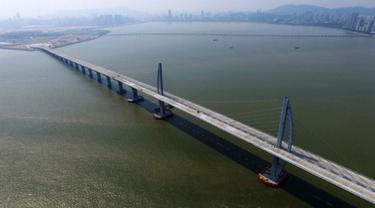 Jembatan Hong Kong-Zhuhai-Makau