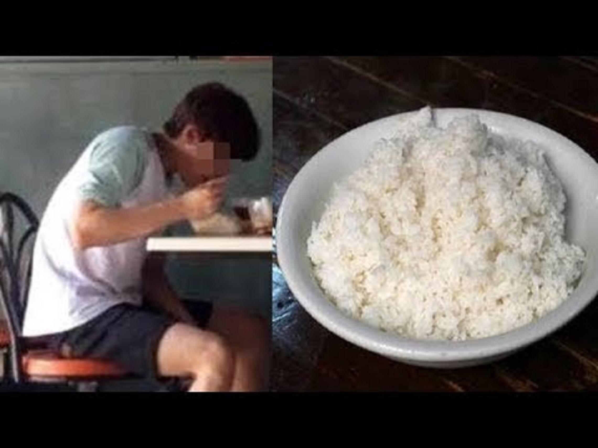 Kisah haru seorang mahasiswa miskin yang hanya makan nasi selama kuliah namun ia selalu diberikan lauk oleh pemilik warung makan yang baik hati secara cuma-cuma, berakhir mengharukan (Sumber foto: youtube)
