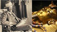 Lord George Herbert, penyandang dana ekskavasi makam Firaun Tutankhamun (Wikipedia)