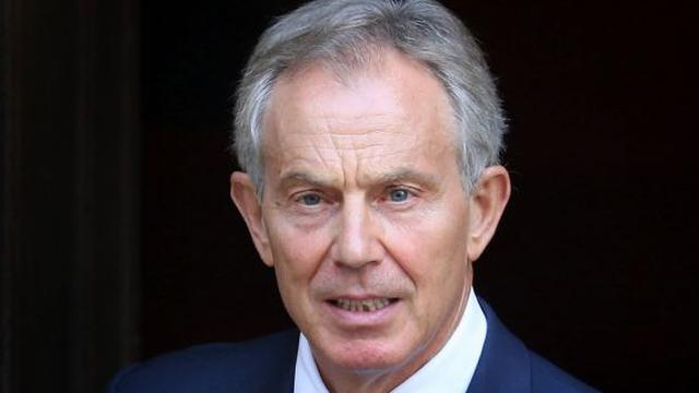 Eks PM Inggris Tony Blair Dilibatkan Bangun Ibu Kota Negara Indonesia di Kaltim
