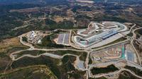 Sirkuit Portimao bakal menggelar F1 dan MotoGP pada tahun ini. (Dok F1)