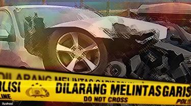 Ilustrasi Kecelakaan 4