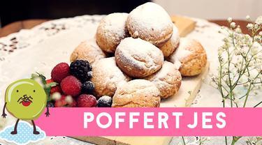 Resep Praktis Poffertjes, Dessert Favorit Keluarga di Malam Natal