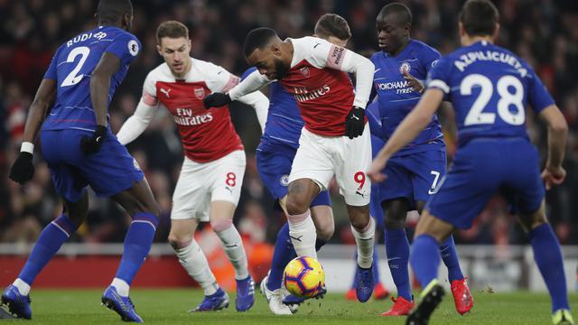 Prediksi Arsenel vs Chelsea 29 Desember 2019