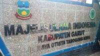 Kantor MUI Garut, JL Otista, Tarogong Kidul, Garut, Jawa Barat (Liputan6.com/Jayadi Supriadin)