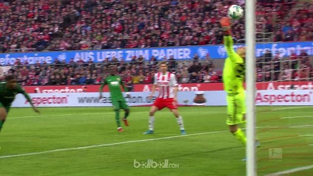 Berita video penyelamatan-penyelamatan terbaik yang terjadi pada pekan ke-20 Bundesliga 2017-2018. This video presented by BallBall.