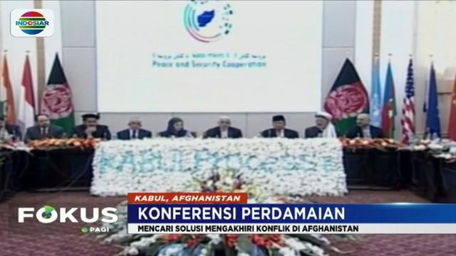 Menurut Wapres Jusuf Kalla, pihak-pihak yang bertikai harus berdialog agar ditemukan titik temu