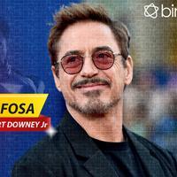 Metamorfosa Robert Downey Jr.. (DI: Nurman Abdul Hakim/Bintang.com)