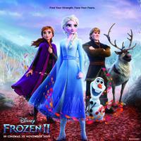Kemasan susu anak Frozen 2. (Foto: Ultra Mimi Kids)