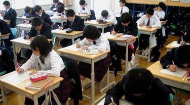6 Peraturan Sekolah Unik Ini Hanya ada di Jepang