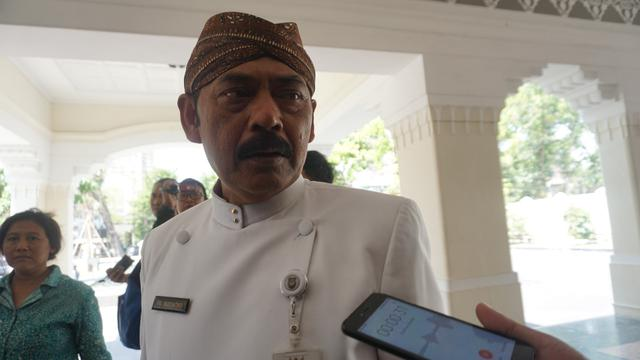Ketua DPC PDIP Solo FX Hadi Rudyatmo