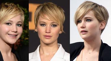 6 Model Rambut Pendek Selebriti Yang Bisa Ditiru Beauty Fimela Com