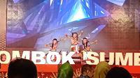 Peluncuran calender of event Lombok Sumbawa 2020. (Liputan6.com/Dinny Mutiah)