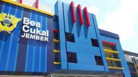 Kantor Pengawasan dan Pelayanan Bea dan Cukai (KPPBC) Tipe Madya Pabean (TMP) C Jember Jawa Timur. (Bawono/Liputan6.com)