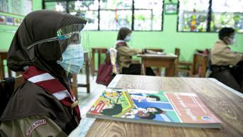 6 Provinsi Paling Banyak Terjadi Klaster Covid-19 di Sekolah