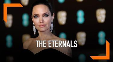 Angelina Jolie disebut-sebut dilirik Marvel untuk bergabung dalam film The Eterlans. The Eternals diduga menjadi film baru yang akan digarap usai The Avengers.