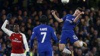Chelsea Vs Arsenal (AFP/Ian Kington)