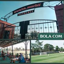 Pesona Pusporenggo Training Camp, Kecamatan Musuk, Kabupaten Boyolali, Jateng. (Bola.com/Vincentius Atmaja)
