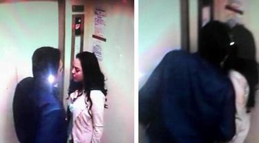 Beredar Foto Wanita Dicium Farhat Abbas, Regina: Iya, Itu Saya