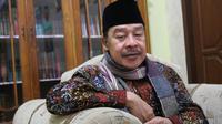 Pengasuh Pondok Pesantren Buntet Cirebon KH Adib Rofiudin (Liputan6.com/Panji Prayitno)