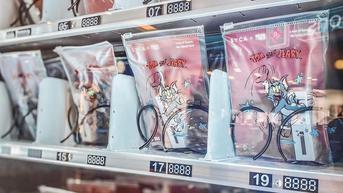 6 Vending Machine di Indonesia yang Jual Produk Unik, dari Emas hingga Makeup