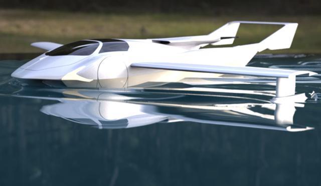 Mobil Terbang AirCar. Dok: Klein Vision