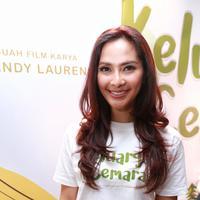 Preskon film Keluarga Cemara (Adrian Putra/bintang.com)