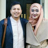 Dian Pelangi dan Tito Haris Prasetyo (via Instagram @tito.haris)