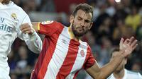 6. Christian Stuani (Girona) - 17 Gol (3 Penalti). (AFP/Josep Lago)