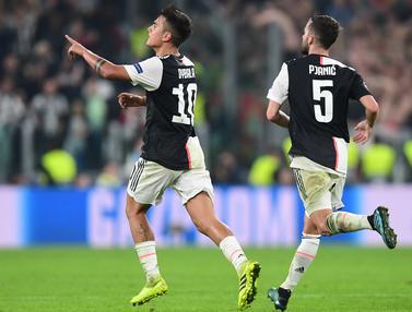 Juventus Vs Lokomotiv Moscow