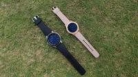 Penampakan Samsung Galaxy Watch. Liputan6.com/ Agustinus Mario Damar