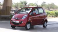Tata Nano, mobil murah Rp 20 jutaan.