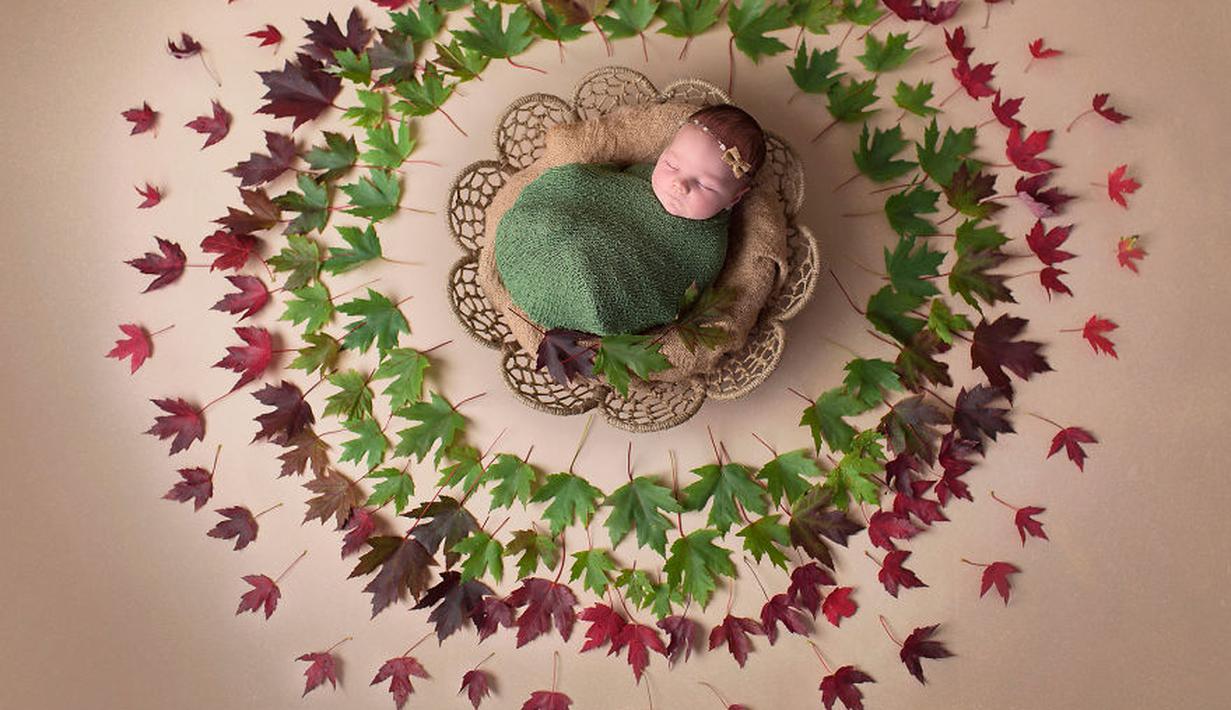 10 Inspirasi Foto Bayi yang Super Lucu & Menggemaskan ...