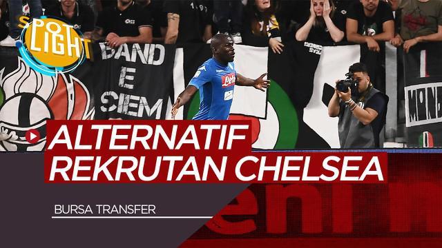 Berita Video Dibanding Kai Havertz, Lebih Baik Chelsea Rekrut Pemain ini Salah Satunya Kalidou Koulibaly