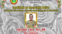 Petugas Medis di Kabupaten Blora Kembali Meninggal Dunia Karena Covid-19
