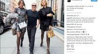 Fashion desainer ternama dunia, Michael Kors dan Jimmy Choo berhenti pakai fur atau bulu hewan asli usai menuai protes. (foto: Instagram/ @michaelkors