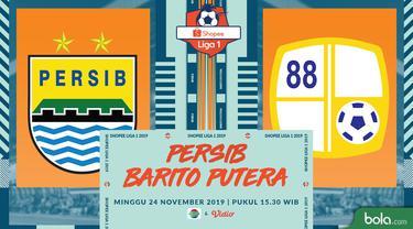 Persib Bandung Vs Barito Putera