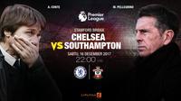 Prediksi Chelsea Vs Southampton (Liputan6.com / Trie yas)